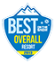 Best on the Snow Resort Overall 2014