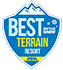 Best on the Snow Resort Terrain 2014
